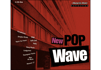 Various - New Popwave [CD]
