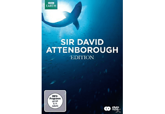 SIR DAVID ATTENBOROUGH EDITION - (DVD)