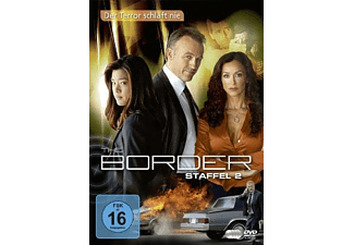 The Border - Staffel 2 [DVD]