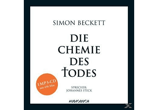 Die Chemie des Todes - 1 MP3-CD - Krimi/Thriller