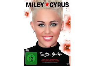 Miley Cyrus - Teenstar Shocker - (DVD)