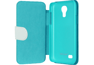 TELILEO 0030, Bookcover, Galaxy S4 mini, Crystal-Mint