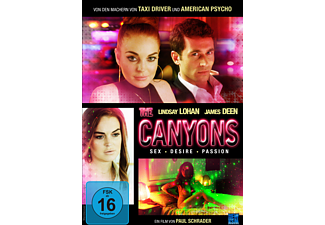 The Canyons - Sex - Desire - Passion [DVD]