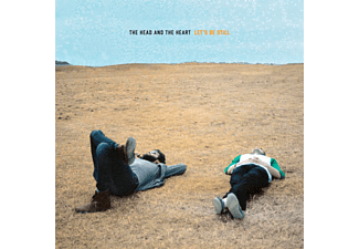 The And The Heart Head - Let's Be Still [CD]