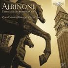 Zero Emission Baroque Orchestra - Trattenimenti Armonici Op.6 [CD] - broschei
