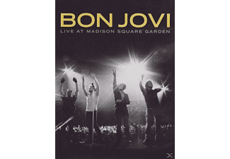 Bon jovi live at madison square garden dvd kopen mediamarkt for Bon jovi madison square garden