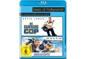 Der Kaufhaus Cop / Kindsköpfe - Best Of Hollywood - (Blu-ray)