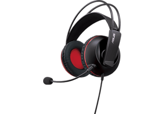 ASUS Cerberus Gaming-Headset Gaming-Headset Schwarz/Rot
