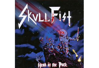 Skull Fist - Head Öf The Pack [CD]