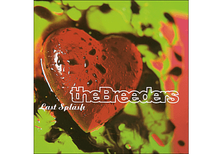 The Breeders - LAST SPLASH - (CD)