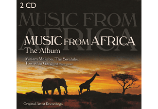 Miriam Makeba;The Swahilis;Miombo Drums - Music from Africa-The Album [CD]