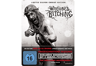 Witching & Bitching (Limited Uncut Steelbook Edition, SATURN Exklusiv) - (Blu-ray)