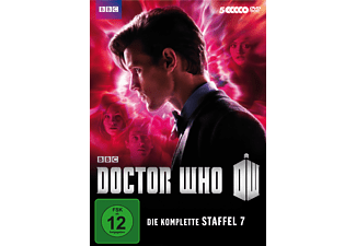Doctor Who - Staffel 7 - (DVD)