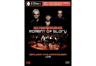 Berliner Philharmoniker, Scorpions - Moment Of Glory [DVD + CD]