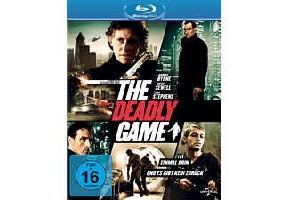 The Deadly Game [Blu-ray]