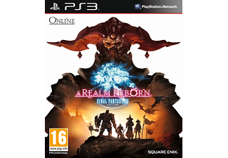 Final Fantasy XIV Online: A Realm Reborn PS3