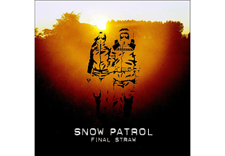 Snow Patrol - FINAL STRAW - (CD)