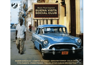 VARIOUS - Buena Vista Social Club (Export Only) - (CD)