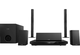 philips htb3550g 12 5 1 heimkino system kaufen saturn. Black Bedroom Furniture Sets. Home Design Ideas