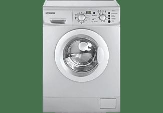 bomann waschmaschine wa 5714 silber a 1400 u min mediamarkt. Black Bedroom Furniture Sets. Home Design Ideas