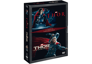 Thor 1 + 2 Action DVD