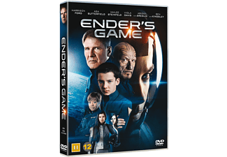 Enders Game Science Fiction DVD