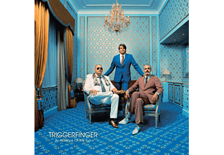 Triggerfinger - By Absence Of The Sun [CD]