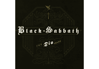 Black Sabbath - The Dio Years [CD]