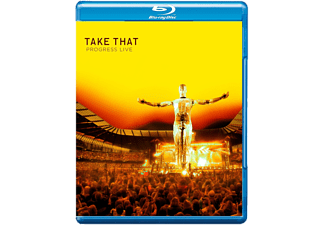 Take That - Progress - Live (Blu-ray)