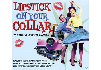 VARIOUS - Lipstick On Your Collar [CD]