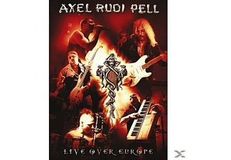 Axel Rudi Pell - Live Over Europe - (DVD)