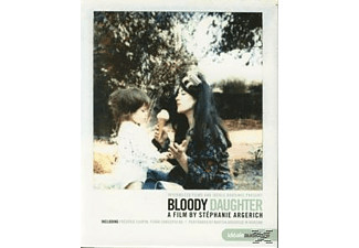 Martha Argerich - Bloody Daughter [Blu-ray]
