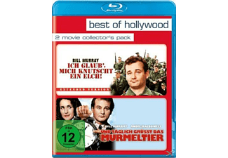 Best Of Hollywood-2 Movie Collector's Pack 59 [Blu-ray]