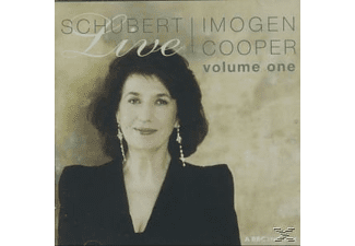 Imogen Cooper - Schubert Piano Music - (CD)