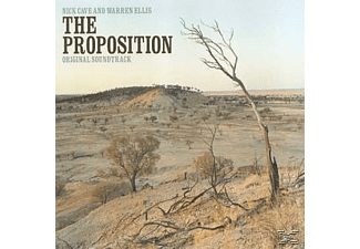 OST/CAVE,NICK/ELLIS,WARREN - The Proposition Ost - (CD)