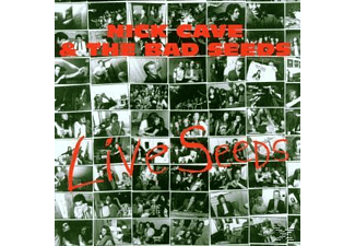 The Bad Seeds - Live Seeds [CD]