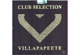 VARIOUS - Villa Papeete Club Section - (CD)