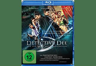 Detective Dee und der Fluch des Seeungeheuers - (Blu-ray)