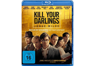 Kill Your Darlings - Junge Wilde - (Blu-ray)