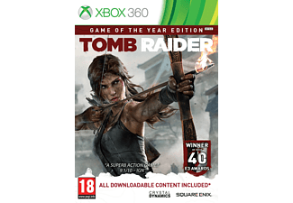 Tomb Raider - Game of the Year (Xbox 360)