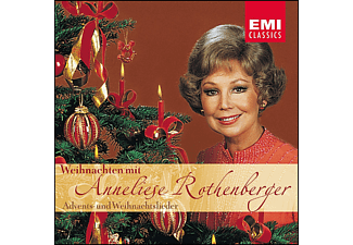 Anneliese Rothenberger - Weihnachten Mit Anneliese Rothenberger - (CD)