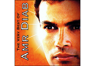 Amr Diab - The Very Best Of - (CD)