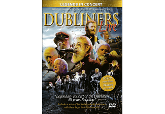 The Dubliners - Dubliners Live - (DVD)