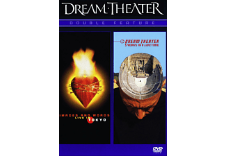 Dream Theater - LIVE IN TOKYO - FIVE YEARS IN A LIVETIME [DVD]