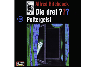 SONY MUSIC ENTERTAINMENT (GER) Die drei ??? 73: Poltergeist