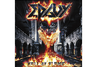 Edguy - Hall Of Flames [CD]
