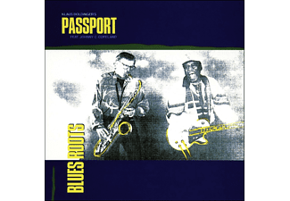 Johnny Passport Feat.copeland - Blues Roots - (CD)