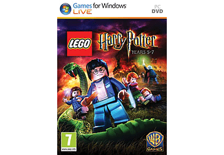 LEGO Harry Potter: Years 5-7 (PC)