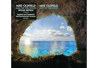Mike Oldfield - Man On The Rocks - Deluxe Edition (CD)