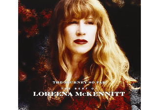 Loreena McKennitt - The Journey So Far - The Best Of Loreena McKennitt (CD)